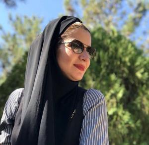 تبریک خاص ملیکا زارعی برای خواهر بازیگرش