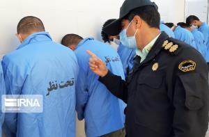 ۳۰ سارق حرفهای در بروجرد دستگیر شدند