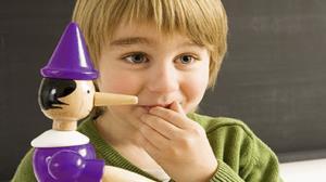 چگونه به بچهها یاد دهیم که دروغ نگویند؟