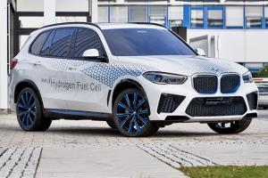 تولید محدود خودروی هیدروژنی بی ام و X5 از سال ۲۰۲۲
