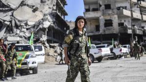 اعمال نفوذ فرانسه در سوریه با هدف ضربه به ترکیه