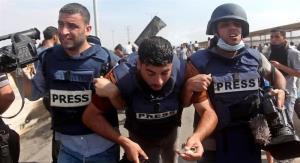 خبرنگاران فلسطینی؛ زخمی از اسرائیل اما در صف نخست مبارزه با اشغالگران
