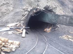 تونل ۴۲ معدن طزره تعطیل شد