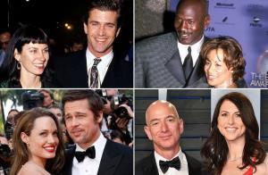 گران ترین طلاق های تاریخ در میان سلبریتی ها؛ از بازیگران تا فیلمسازان و ورزشکاران
