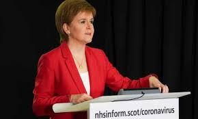 بزنگاه تاریخی اسکاتلند