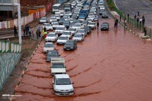 هشدار سازمان هواشناسی نسبت به تشدید بارشها در چند استان