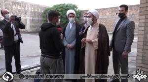 آزادی زندانیان جرایم سبک در قم