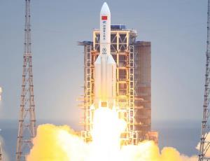متخصص هاروارد: احتمال سقوط راکت ۲۱ تنی چین در مناطق مسکونی بسیار پایین است