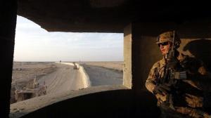 آمریکا حمله به پایگاه عین الاسد را تایید کرد