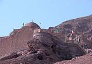 معادن و کارخانههایی که کوه «بیبی شهربانو» را میبلعند
