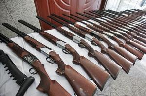 دو باند بزرگ قاچاق سلاح و مهمات منهدم شد