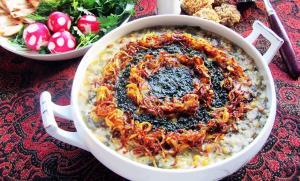 روش تهیه «شیله بلغور» آش سنتی و خوشمزه ترکی