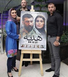 چهرهها/ تصویری از زنده یاد علی انصاریان و مرحوم ماهچهره خلیلی