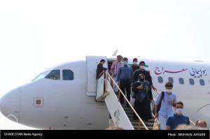 لغو پروازهای سیستان و بلوچستان به مقصد گلستان