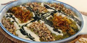 طرز تهیه کشک بادمجان مجلسی و اصیل ایرانی در خانه