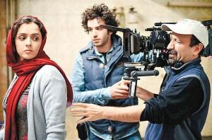 تصاویری جالب از اصغر فرهادی در پشت صحنه فیلمهایش