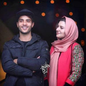 چهره ها/ جدیدترین عکس از همسر ساعد سهیلی