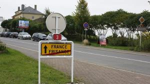 جابجایی مرز بلژیک و فرانسه توسط زمین دار بلژیکی!