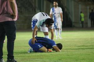 فرصتسوزی استقلال خوزستان در لیگ یک؛ حریف ملاثانی نیامد