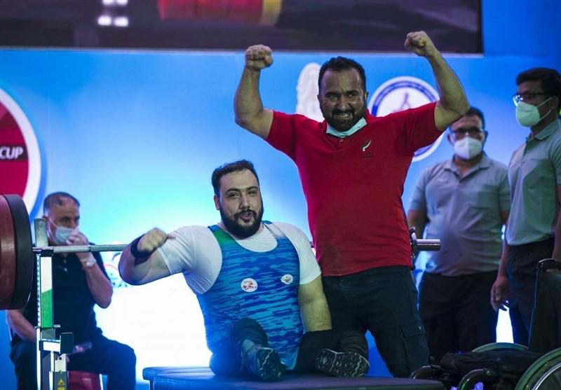 گزارش سایت کمیته بینالمللی پارالمپیک از شاهکار روحالله رستمی