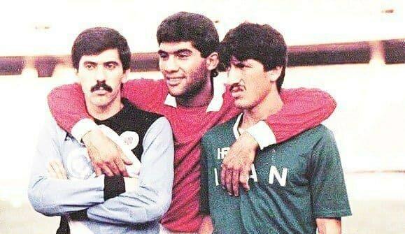 عابدزاده چقدر جوان بود