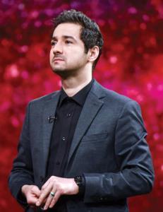 ترس نجم الدین شریعتی از شوخیهای مجازی