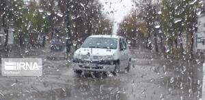 ۱۳ شهرستان خراسان رضوی بارانی شدند