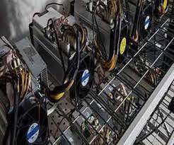 استخراج ارز دیجیتال در انباری متروکه