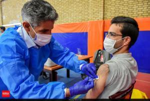تزریق واکسن به ۶۷۲ بیمار خاص در کرمانشاه