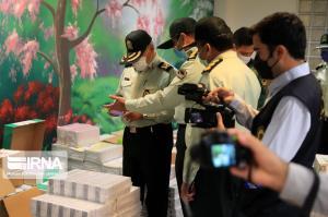 انهدام باند قاچاق دارو به افعانستان در فرودگاه مشهد