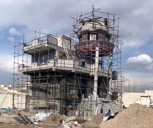 جزئیات فرآیند قانونی قلعوقمع ویلای مجلل و میلیاردی در تبریز