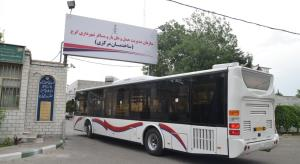۱۵ دستگاه اتوبوس جدید برای شهر کرج خریداری شد
