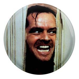 سکانس جذاب از فیلم ترسناک «درخشش» با بازی جک نیکلسون