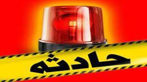 سقوط مرد رهگذر از ارتفاع ۳ متری در شیراز
