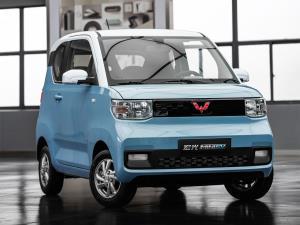 سلطهٔ وولینگ هونگگوانگ مینی EV بر بازار خودروهای الکتریکی چین