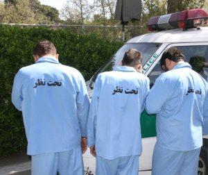 هوشیاری گشت پلیس منجر به دستگیری ماموران قلابی در کرج شد