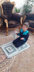 پسرم محمدامین