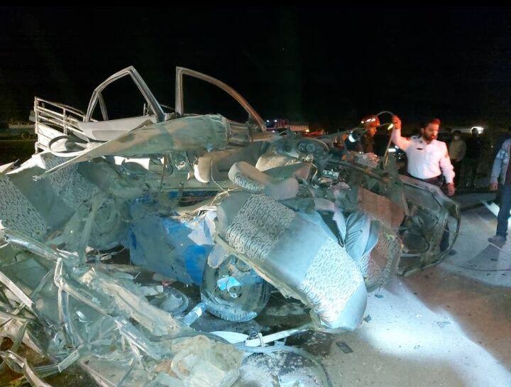 حادثه خونین دیگر در جاده مرگ اردبیل
