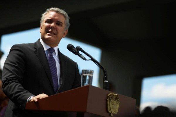 رئیسجمهور کلمبیا تسلیم اعتراضات مردمی در این کشور شد