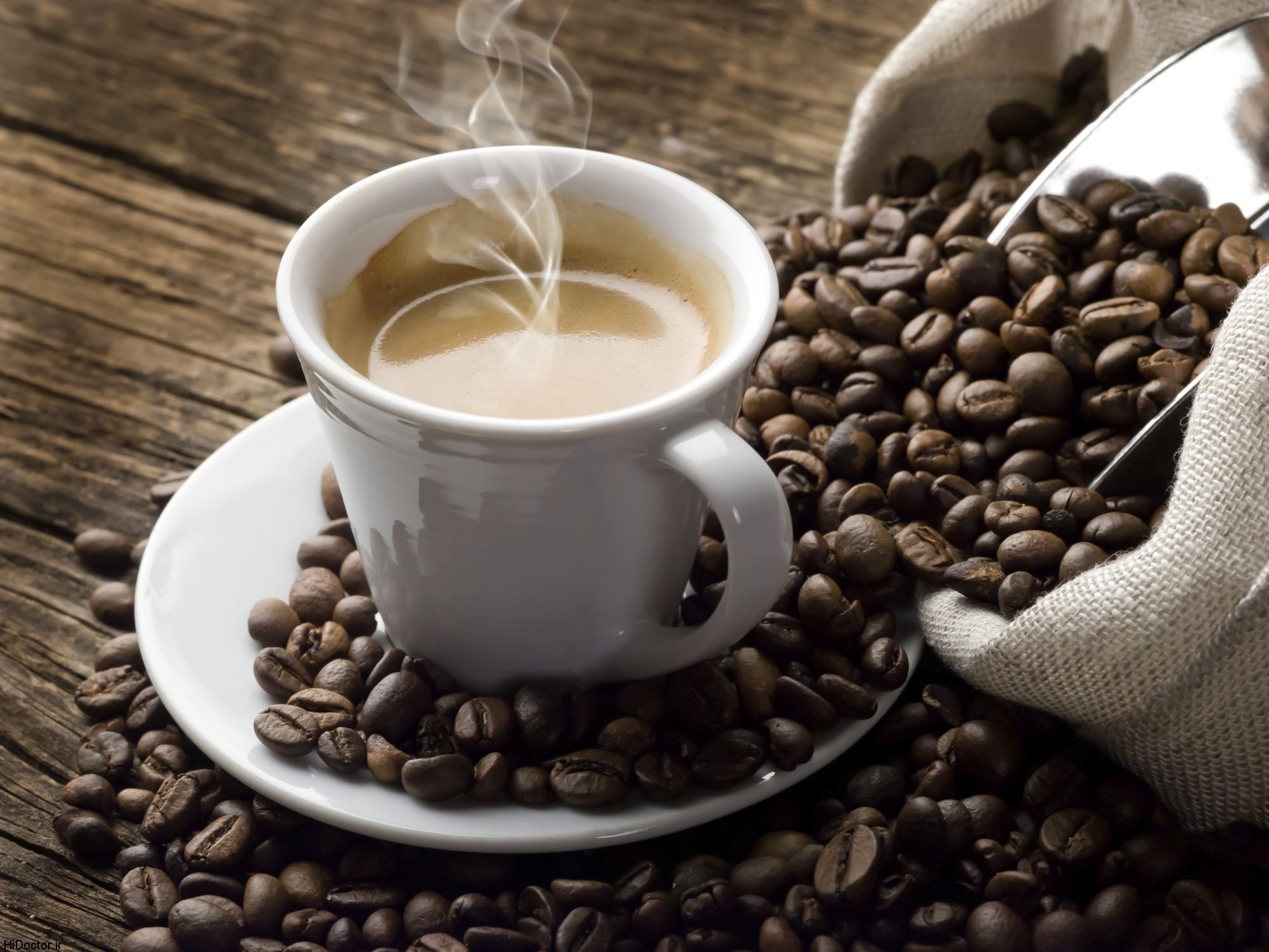 چگونه خواص قهوه را دو برابر کنیم؟