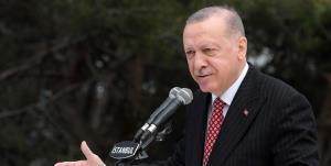 اردوغان: از حق فلسطین در دفاع از قدس برابر اسرائیل دفاع میکنم