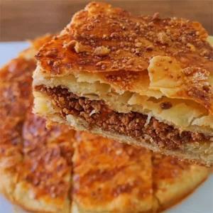 طرز تهیه نان فندقی خوشمزه و لذیذ