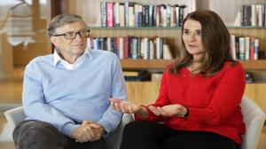 علت طلاق بیل گیتس و همسرش فاش شد