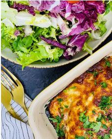 مرغ پیتزاییغذایی راحت، خوشمزه و خوش عطر