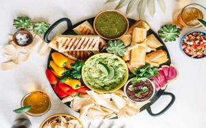 تر�ندهای آشپزی درباره سرو پیش غذاها