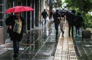 بارشهای رگباری در راه گلستان؛ دمای هوا ۸ درجه کاهش مییابد