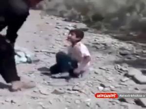 فیلم تکاندهندهای از شکنجه 2 کودک