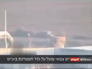 لحظه انهدام خودروی زرهی رژیمصهیونیستی