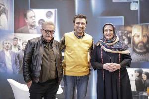 بازیگران «خانه به دوش» در شبکه آی فیلم