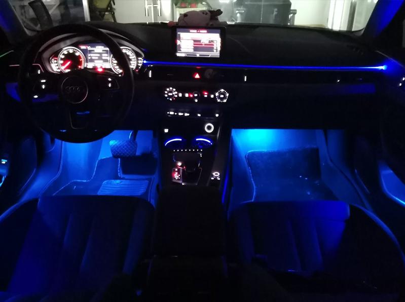 چرا در اتومبیلهای جدید از چراغهای LED استفاده میشود؟